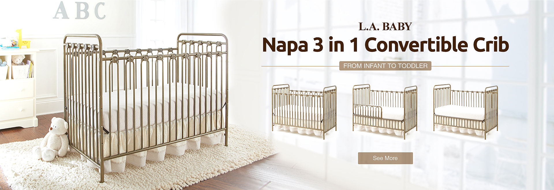 LA BABY USA: The Best Choice For Your Babyu200e